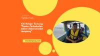 Contoh 6 Macam Pantun Setimbalan dengan Bahasa Lampung